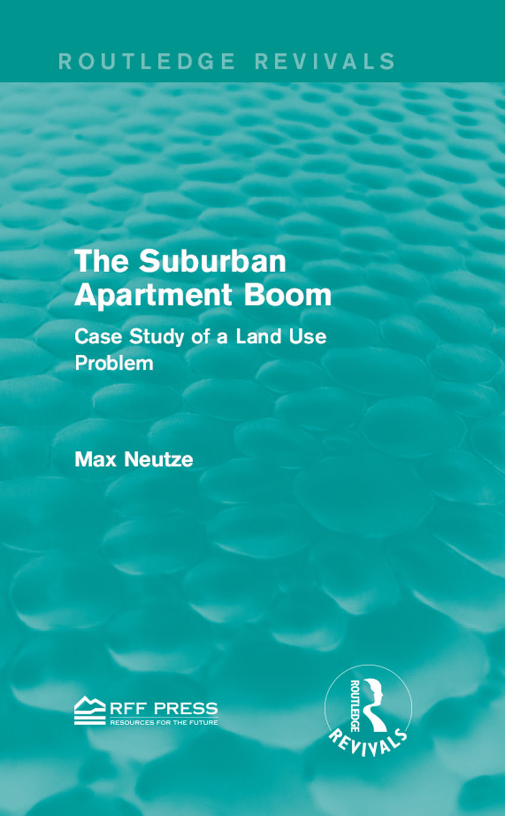 The Suburban Apartment Boom (eBook Rental) (9781317355090R90) photo