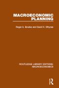 Macroeconomic Planning 9781317382812R90