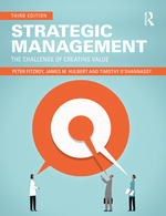 """Strategic Management"" (9781317534990)"