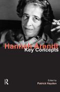 Hannah Arendt 9781317545873R90