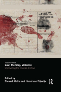 Law, Memory, Violence 9781317569206R90