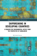 Shipbreaking in Developing Countries 9781317595076R90