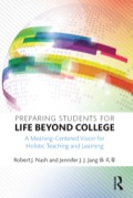 Preparing Students for Life Beyond College 9781317600114R90