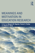Meanings and Motivation in Education Research 9781317609735R90