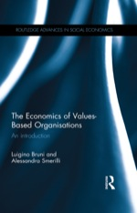 """The Economics of Values-Based Organisations"" (9781317703594)"