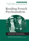 Reading French Psychoanalysis 9781317723318R90
