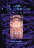 Cleaning Historic Buildings: v. 2 9781317741374R90
