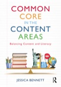 Common Core in the Content Areas 9781317802877R90