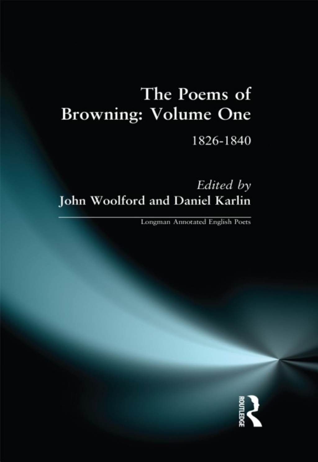 The Poems of Browning: Volume One (eBook)