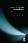 Foreign Policy in the European Union 9781317881209R90
