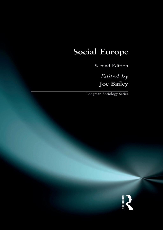 Social Europe (eBook)