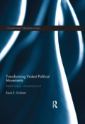 Transforming Violent Political Movements 9781317913009R90