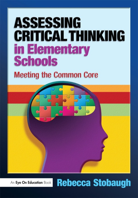 lack of critical thinking in elementary schools Teaching all students to read in elementary school: that they have enough knowledge and thinking abilityto understand the words in many elementary schools.