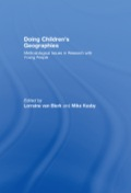 Doing Children's Geographies 9781317969013R90