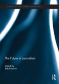 The Future of Journalism 9781317985709R90