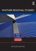 'Whither regional studies?' 9781317990505R90