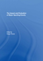 """""""The Impact and Evaluation of Major Sporting Events"""" (9781317995968)"""