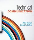 EBK TECHNICAL COMMUNICATION