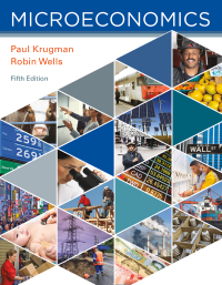 Microeconomics              by             Paul Krugman; Robin Wells