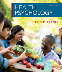 Health Psychology              by             Leslie D. Frazier