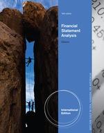Financial Statement Analysis, International Edition EBOOK  (9781337004404)