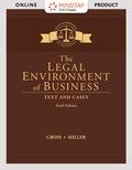 MINDTAP BUSINESS LAW FOR CROSS/MILLER'S