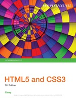 """""""New Perspectives HTML5 and CSS3: Comprehensive"""" (9781337509824)"""