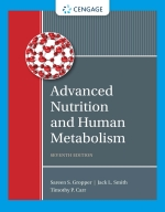 """Advanced Nutrition and Human Metabolism"" (9781337514217)"