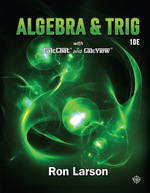 """Algebra & Trigonometry"" (9781337514255)"