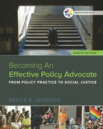 """""""Empowerment Series: Becoming An Effective Policy Advocate"""" (9781337514330)"""