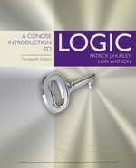 """""""A Concise Introduction to Logic"""" (9781337514781)"""