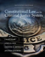 """""""Constitutional Law and the Criminal Justice System"""" (9781337514798)"""