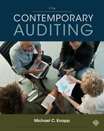 """""""Contemporary Auditing"""" (9781337514811)"""