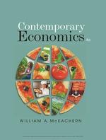"""Contemporary Economics"" (9781337514828)"