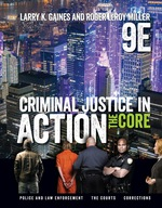 """Criminal Justice in Action: The Core"" (9781337514873)"