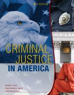 """Criminal Justice in America"" (9781337514880)"