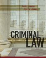 """Criminal Law"" (9781337514897)"