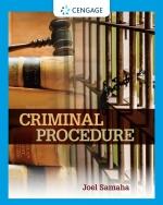 """Criminal Procedure"" (9781337514903)"