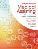 """""""Comprehensive Medical Assisting: Administrative and Clinical Competencies"""" (9781337514965)"""