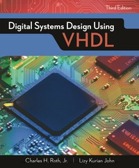 Digital Systems Design Using Vhdl 3rd Edition 9781337515085 9781337515085 Vitalsource
