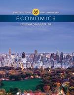 """Economics: Private and Public Choice"" (9781337515153)"
