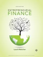 """""""Entrepreneurial Finance"""" (9781337515306)"""