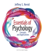 """""""Essentials of Psychology: Concepts and Applications"""" (9781337515412)"""