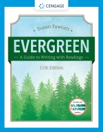 """""""Evergreen: A Guide to Writing with Readings"""" (9781337515450)"""