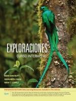 """""""Exploraciones Curso Intermedio, Enhanced"""" (9781337515467)"""