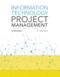 EBK INFORMATION TECHNOLOGY PROJECT MANA