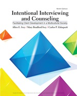 """""""Intentional Interviewing and Counseling: Facilitating Client Development in a Multicultural Society"""" (9781337515887)"""