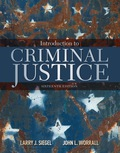 EBK INTRODUCTION TO CRIMINAL JUSTICE