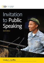 """""""Invitation to Public Speaking – National Geographic Edition"""" (9781337515979)"""