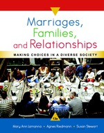 """""""Marriages, Families, and Relationships: Making Choices in a Diverse Society"""" (9781337516174)"""